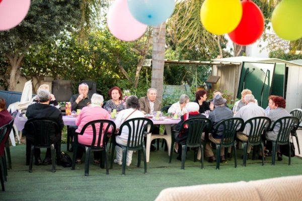 CBN Israel, helping holocaust survivor