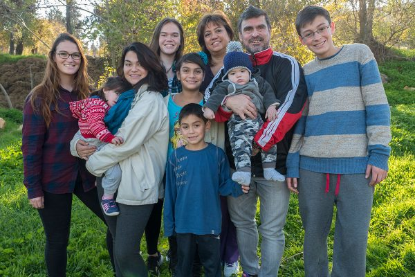 CBN Israel, helping the Wagner Family