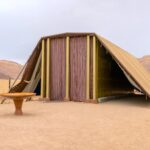 Tent of Meeting - Timna Park - Israel
